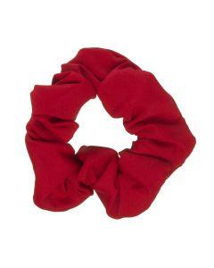 Scrunchie tela bañador con Lycra® Rojo