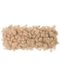 Clip para el pelo de borreguito sintético