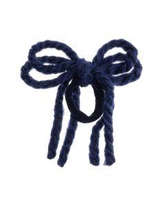 lazo-cordones-lana-pelo-coletero-azul-marino