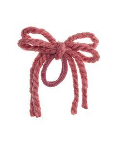 lazo-cordones-lana-pelo-coletero-rosa-empolvado