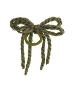 lazo-cordones-lana-pelo-coletero-verde-caza