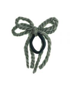 lazo-cordones-lana-pelo-coletero-verde-empolvado