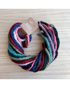 Pack de 14 cordones de lana para el pelo