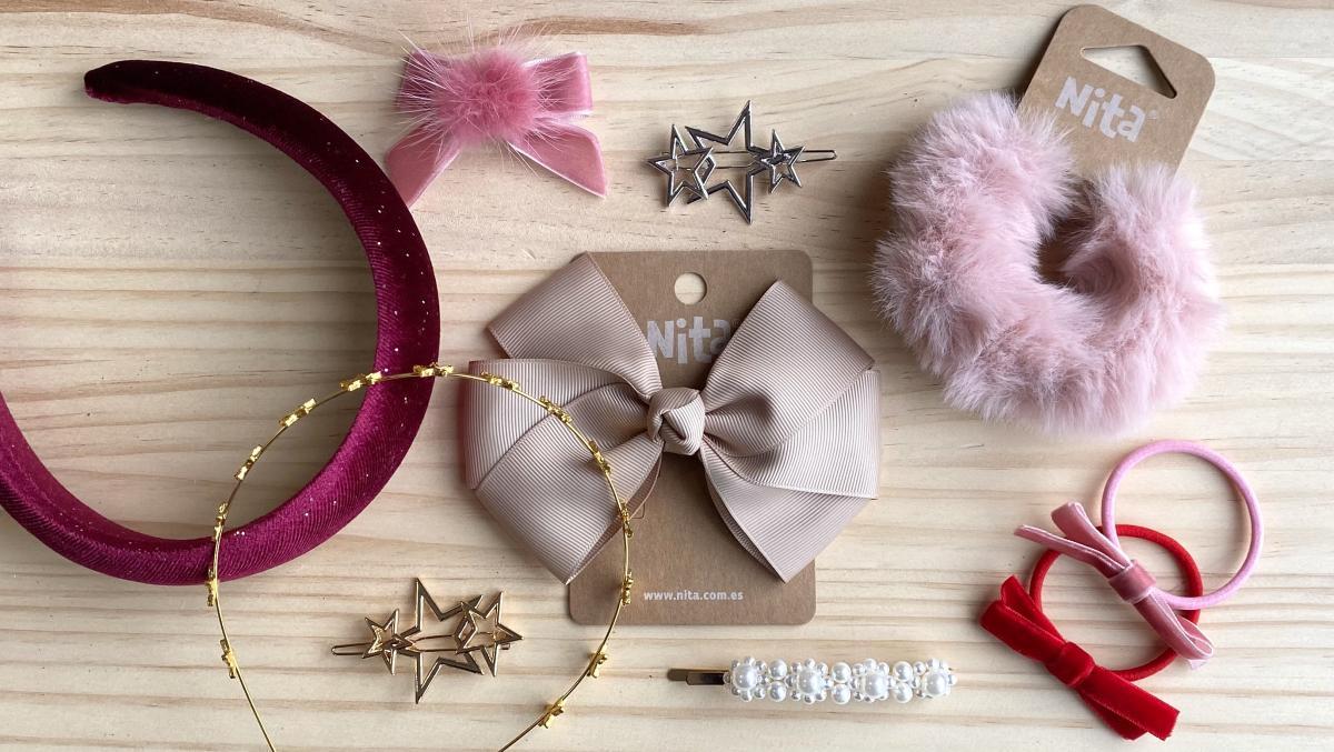 Complementos de pelo imprescindibles para esta Navidad