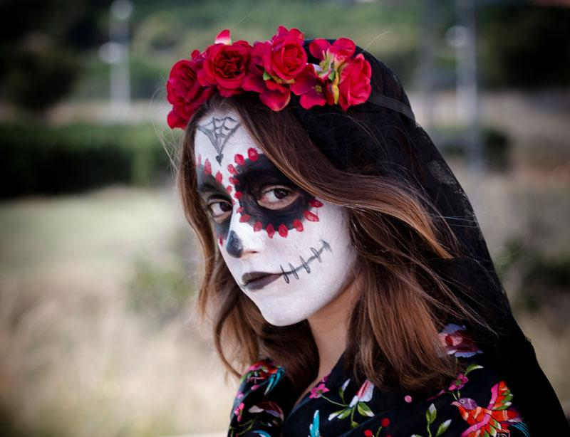 Segunda vida (o muerte) de tu corona de flores para el pelo