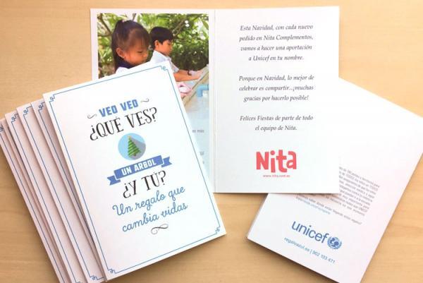 Navidad solidaria en Nita